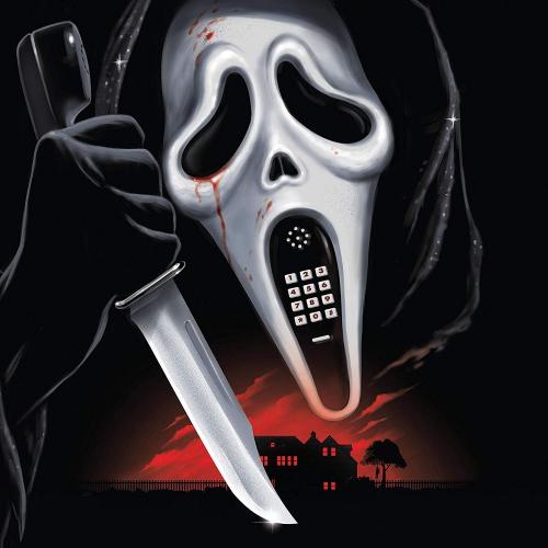 Marco Beltrami - Scream / Scream 2 Red