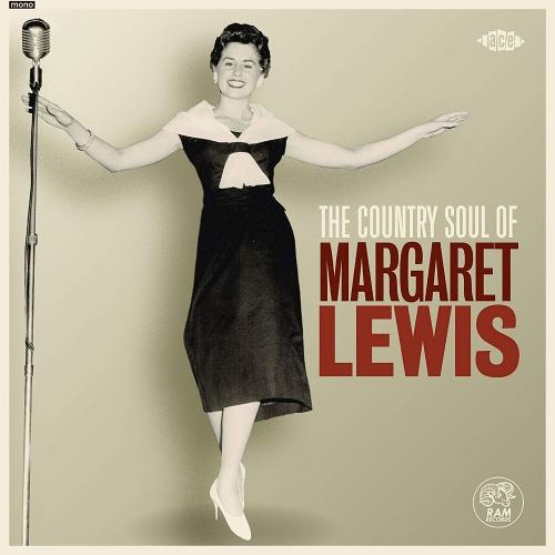 Margaret Lewis - Country Soul Of Margaret Lewis