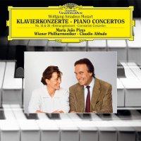 Maria Joao Pires / Wie Abbado - Mozart: Piano Concertos Nos. 14 & 26