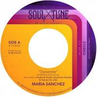 Maria Sanchez - Dynamite B/W Sensation
