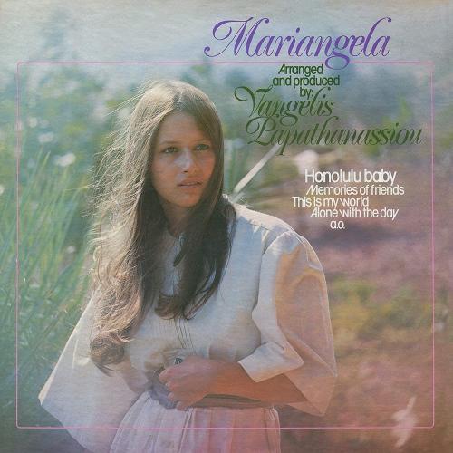 Mariangela Celeste -Mariangela