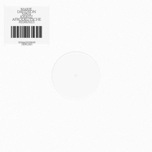 Marie Davidson - Nina Kraviz X Afrodeutsche Remixes