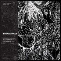 Marissa & Stephen Brodsky Nadler - Droneflower Clear/black Marbled