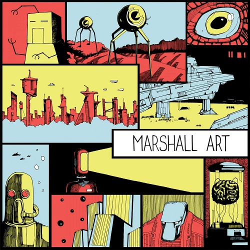 Marshall Art Marshall Art Upcoming Vinyl February 28