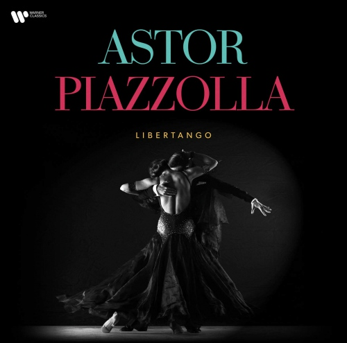 Martha Argerich / Gautier Capucon -Astor Piazzolla: Libertango