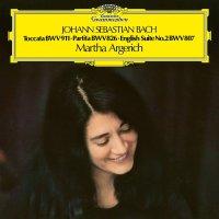 Martha Argerich - J.s. Bach: Toccatac-Moll / Partita Nr. 2 / Englische Suite