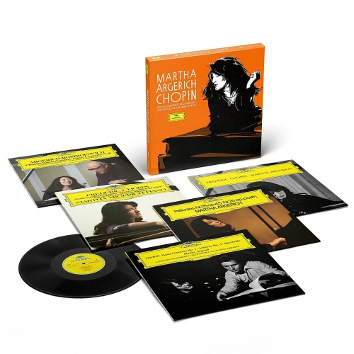 Martha Argerich - Martha Argerich: Chopin