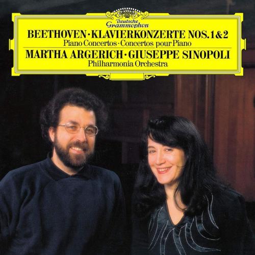 Martha Argerich/philharmonia Orchestra London/giuseppe Si - Beethoven: Piano Concertos Nos. 1 & 2