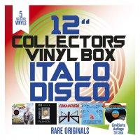 """Martinelli - 12"""" Collector's Vinyl Box: Italo Disco"""