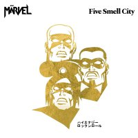 Marvel - Five Smell City