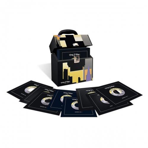 Mary J. Blige - Herstory Vol. 1 Singles 8 Discs