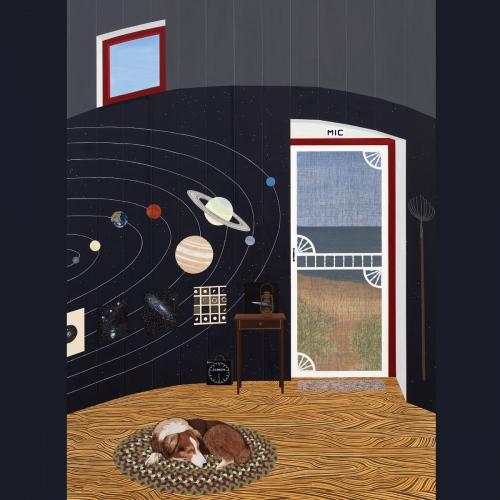 Mary Lattimore -Silver Ladders (Metallic vinyl)