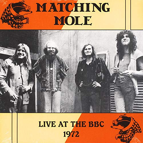 Matching Mole - Live At The Bbc 1972
