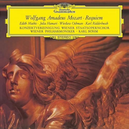 Mathis Hamari Ochman Mozart Requiem In D Minor K 626