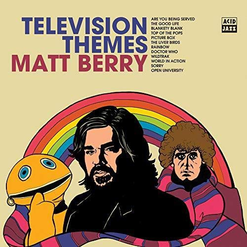 Matt Berry - Television Themes