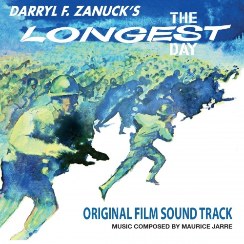Maurice Jarre -The Longest Day
