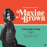 Maxine Brown -Funny Kind Of Feeling: The 1960-1962 Sides