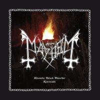 Mayhem - Atavistic Black Disorder / Kommando - EP