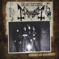 Mayhem - Cursed In Eternity 140Gm W/ Booklet