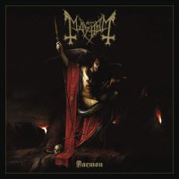 Mayhem - Daemon Ltd. Black  Booklet