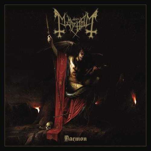 Mayhem - Daemon Ltd. Black  Booklet