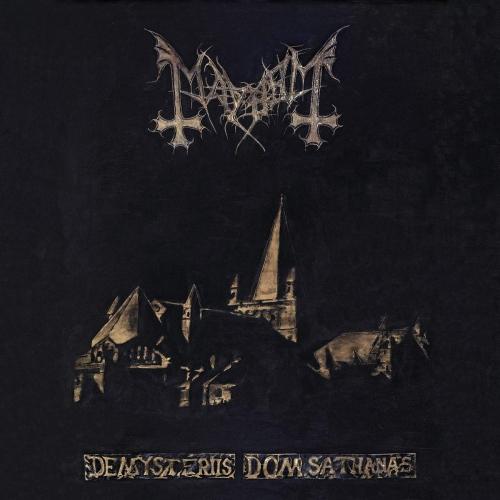 Mayhem -De Mysteriis Dom Sathanas