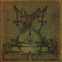 Mayhem - Esoteric Warfare Ltd. Ed Gold