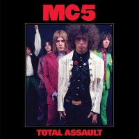 Mc5 - Total Assault: 50Th Anniversary Collection Red, White