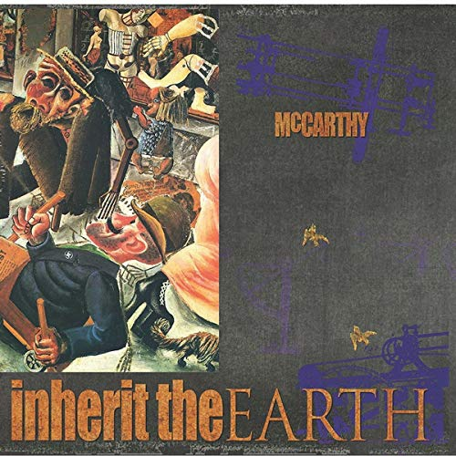 Mccarthy -The Enraged Will Inherit The Earth