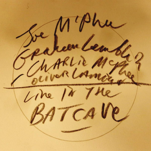 Joe Mcphee; Graham Lambkin; Charlie Mcphee; Oliver Lambkin -Live In The Batcave