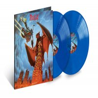 Meat Loaf - Bat Out Of Hell Ii: Back Into Hell Translucent Blue