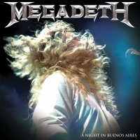 Megadeth - A Night In Buenos Aires Clear