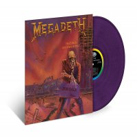 Megadeth - Peace Sells...but Who's Buying? Purple