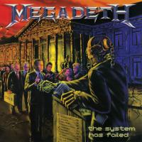 Megadeth -The System Has Failed