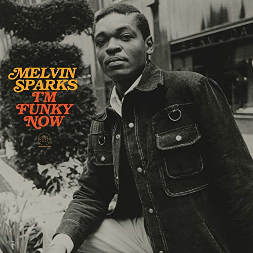 Melvin Sparks - I'm Funky Now