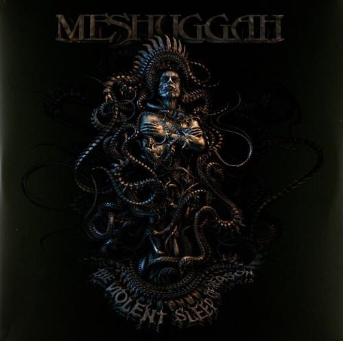 Meshuggah The Violent Sleep Of Reason Black Upcoming