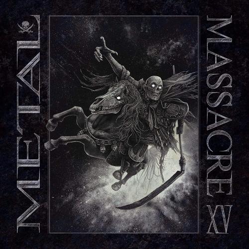 Metal Massacre - Metal Massacre Xv