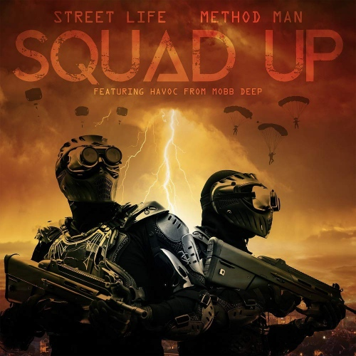 Method Man & Street Life - Squad Up / Instrumental