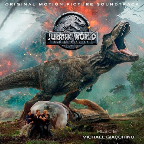 Michael Giacchino - Jurassic World: Fallen Kingdom