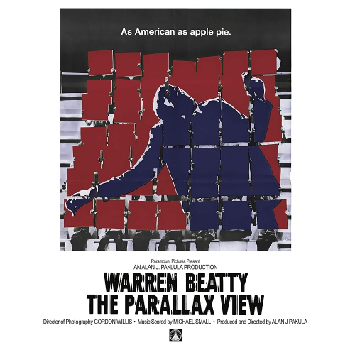 Michael Small -The Parallax View