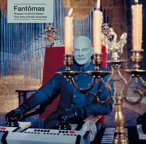 Michel Magne - Fantomas
