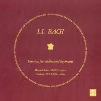 Michèle Auclair - Bach: Sonatas For Keyboard & Violin
