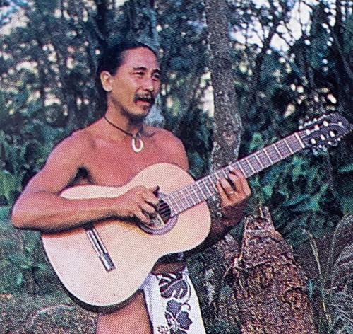 Mike Kahikina - Hawaii Is Beautiful