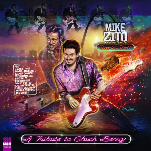 Mike Zito - Tribute To Chuck Berry