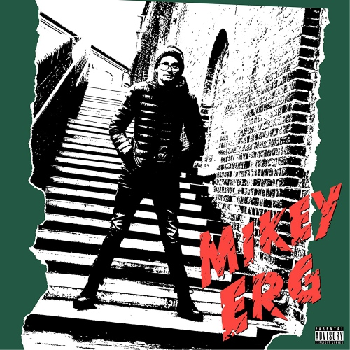 Mikey Erg -Mikey Erg