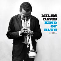 Miles Davis - Kind Of Blue Photographs By William Claxton Virgin Edition