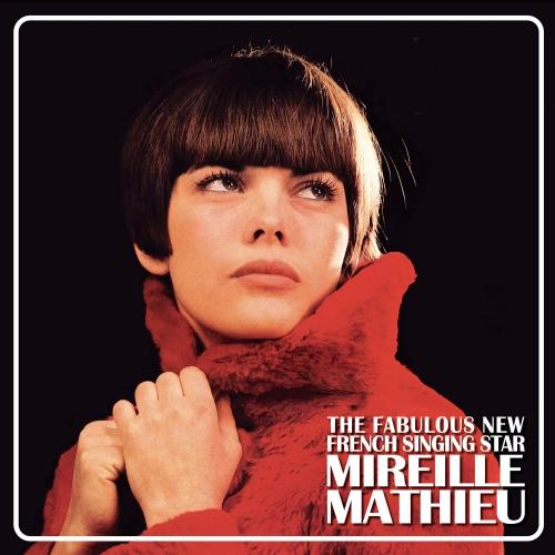 Mireille Mathieu -Fabulous New French Singing Star