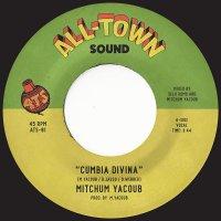 Mitchum Yacoub - Cumbia Divina (Transparent red vinyl)