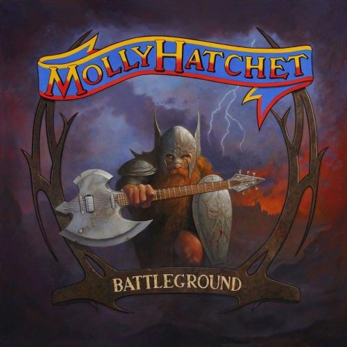 Molly Hatchet -Battleground
