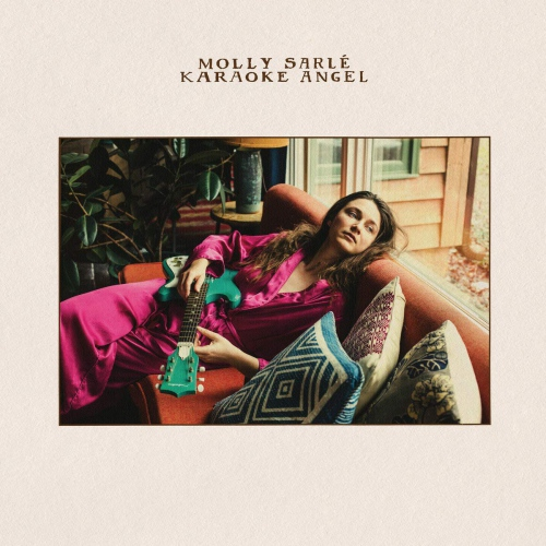 Molly Sarlé -Karaoke Angel